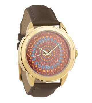 Jaipur Watch Company 502039 Hand Painted Wrist Watch