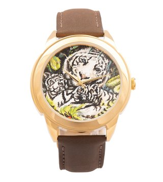 Jaipur Watch Company 502056 Hand Painted Wrist Watch