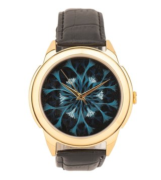 Jaipur Watch Company 502053 Hand Painted Wrist Watch
