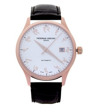 Frederique Constant India Edition FC-303VI5B4 Silver Dial Watch for Men