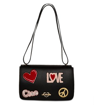 937e1428201 Buy Love Moschino Handbags - Upto 50% Off Online - TATA CLiQ