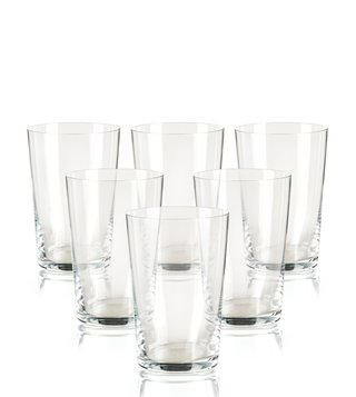 Zwiesel Kristallglas Transparent Schott Zwiesel Softdrink Nr 2 Tall Glass - Set of 6