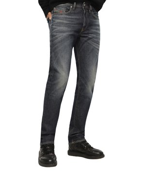 Diesel Blue Buster L.32 Pantaloni Tapered Fit Jeans