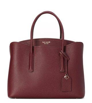Kate Spade Cherrywood Margaux Large Satchel