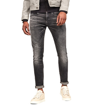 G-Star RAW Antic Black Revend Super Slim Fit Jeans