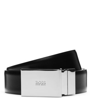BOSS Black Gionert Reversible Belt
