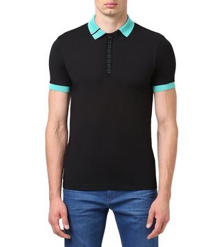 BOSS Black Slim Fit Paule Polo T-Shirt