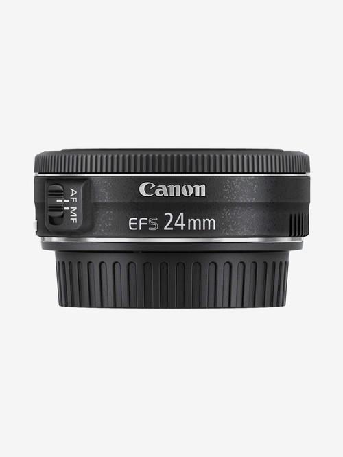 Canon EF S24mm f/2.8 STM Wide angle Lens  Black