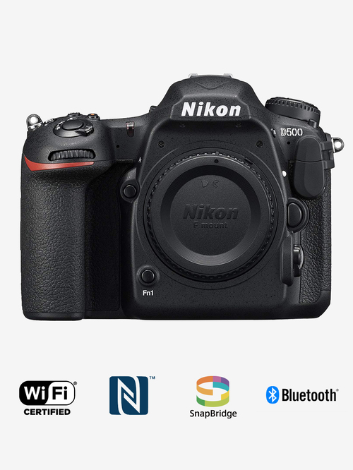 Nikon D500 DSLR Camera  Body Only  Black