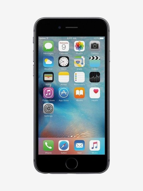 Apple iPhone 6s (Apple MN0W2HN/A) 32GB Space Grey Mobile