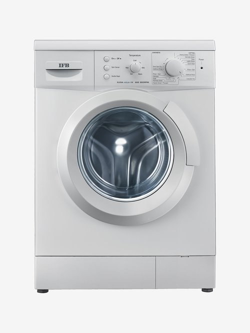 IFB 6Kg Fully Automatic Front Load Washing Machine White (Elena Aqua VX, White)