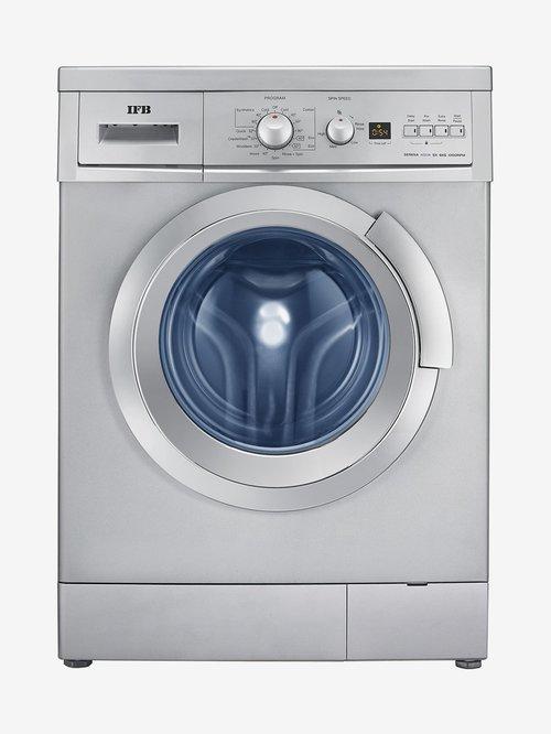 IFB Serena Aqua SX LDT 6Kg Fully Automatic Front Load Washing Machine  Silver