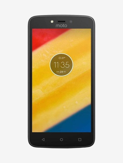 Motorola Moto C Plus (Motorola XT1721) 16GB Starry Black Mobile