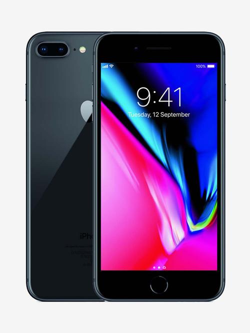 Apple iPhone 8 (Space Grey, 2GB RAM, 64GB Storage)