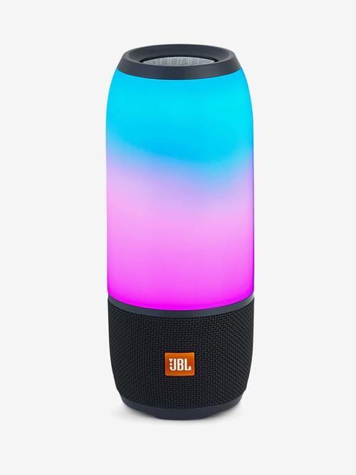 JBL PULSE 3 Bluetooth Speaker (Black)