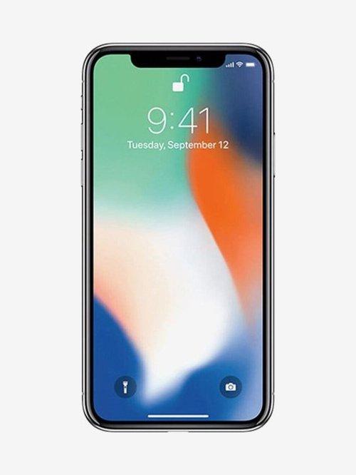 reputable site e5e99 568e2 Apple iPhone X 256GB (Silver)