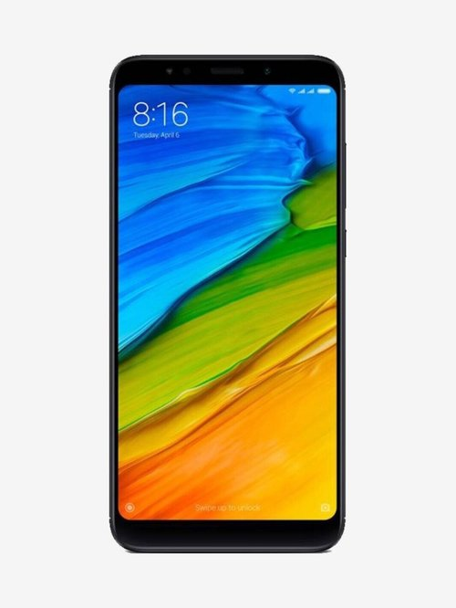 Redmi Note 5 (Redmi MZB5916IN) 64GB 4GB RAM Black Mobile