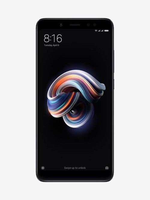 Xiaomi Redmi Note 5 Pro 64   GB  Black  4   GB RAM, Dual SIM 4G