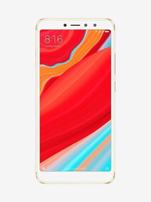 Xiaomi Redmi Y2 32 GB (Gold) 3 GB RAM, Dual Sim 4G
