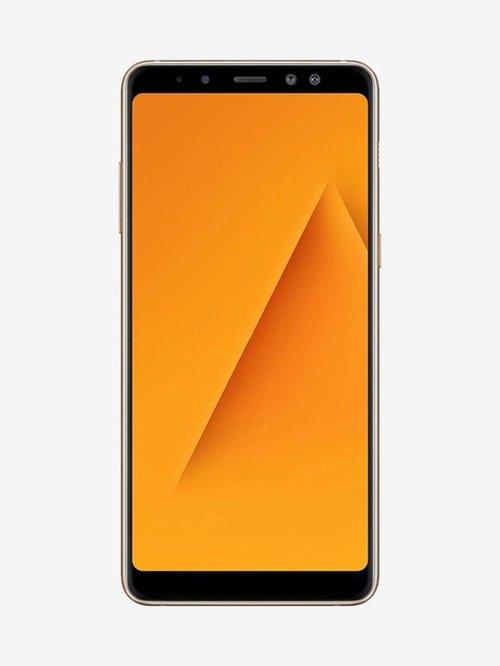 Samsung Galaxy A8 Plus 64  GB  Gold  6  GB RAM, Dual SIM 4G