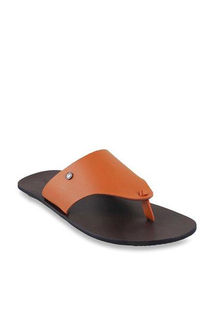 7d23f301409c Buy Metro Tan Thong Sandals for Men at Best Price   Tata CLiQ