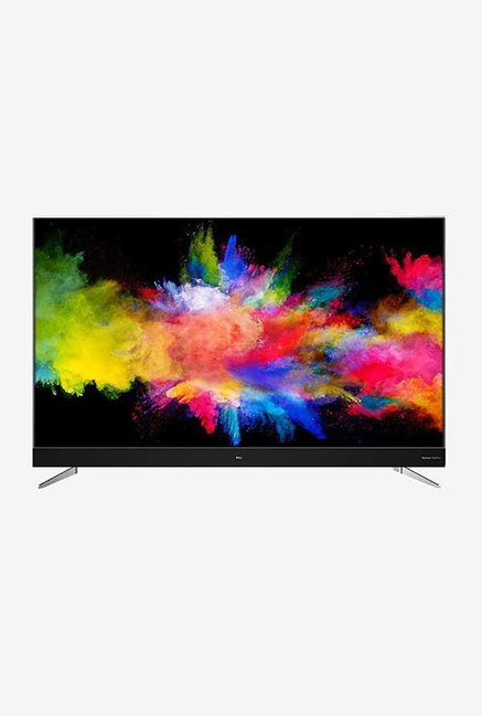 TCL 75C2US 190.5 cm (75 Inches) Smart Ultra HD 4K LED TV (Black) 3 Years Warranty