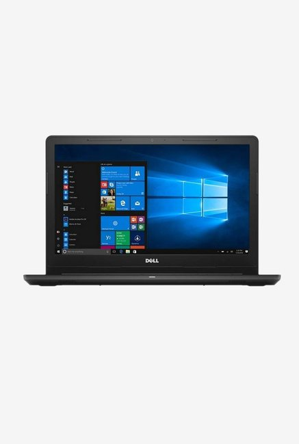 Dell Inspiron 15 3576  B566102   8th Gen i5/4   GB/1 TB/39.62 cm 15.6 /W10 MS Off/INT  Black