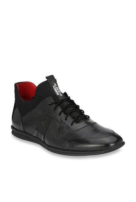 Buy Alberto Torresi Axel Black Sneakers