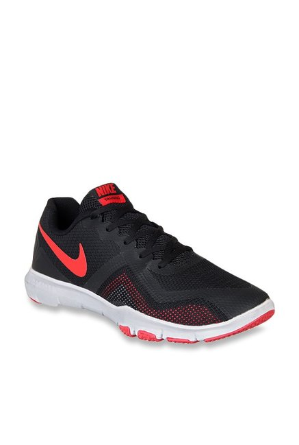 b72a2f1beee5f Buy Nike Flex Control II Black Training Shoes for Men at Best Price   Tata  CLiQ