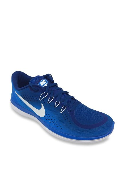 223b51e759a76 Buy Nike Flex 2017 RN Blue Running Shoes for Men at Best Price   Tata CLiQ