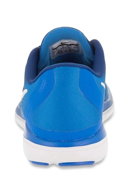 90dabb213fb17 Buy Nike Flex 2017 RN Blue Running Shoes for Men at Best Price ...
