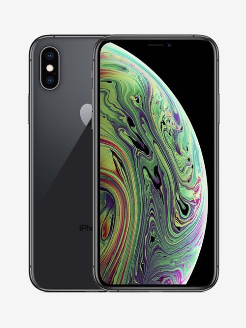 Apple iPhone XS 64  GB  Space Grey  Dual SIM 4G