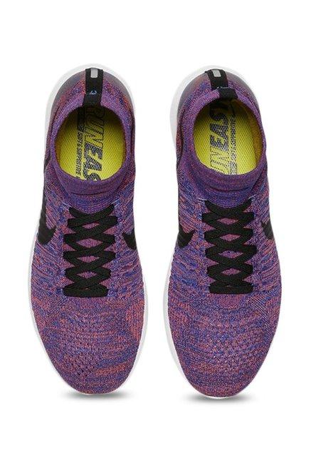 quality design 4b793 09b7b Nike Lunarepic Flyknit Purple Running Shoes