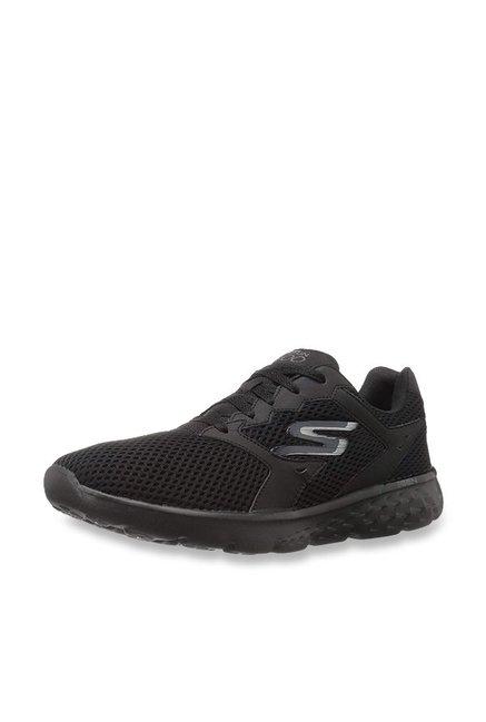 4ae6943c35e Buy Skechers Performance Black Running Shoes for Men at Best ...