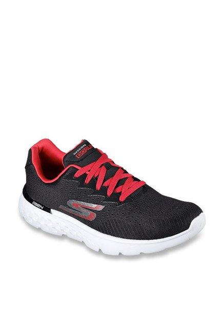 5b5761d118d Buy Skechers Go Run Black Running Shoes for Men at Best Price   Tata CLiQ