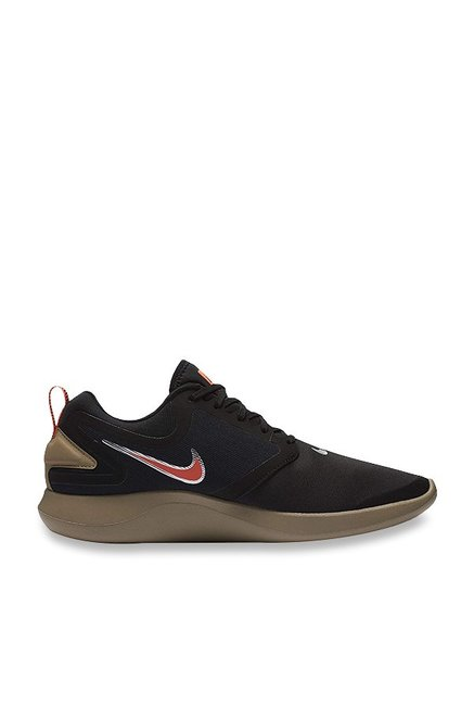 shades of best website elegant and sturdy package Buy Nike Lunar Solo Black Running Shoes for Men at Best ...