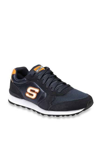b7cabbfd1cc Buy Skechers Early Grab Navy Running Shoes for Men at Best Price   Tata CLiQ
