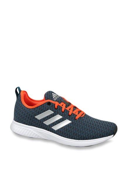 the best attitude 73c28 a697d Adidas Kivaro 1 Blue   Orange Running Shoes
