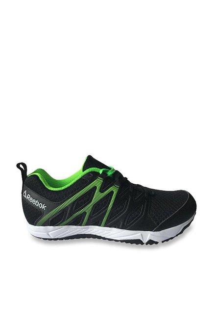 Buy Reebok Arcade Runner LP Black Running Shoes for Men at Best ... fc5bad452