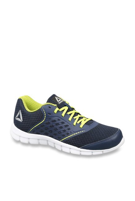 39ad684e4c4 Buy Reebok Guide Stride Run Navy Running Shoes for Men at Best Price @ Tata  CLiQ