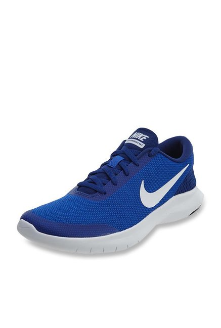 e1c295def7a50 Buy Nike Flex Experience RN 7 Hyper Royal Running Shoes for Men at Best  Price   Tata CLiQ