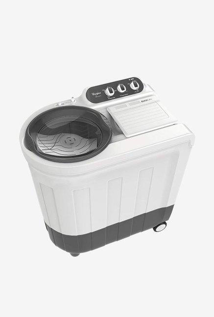 Whirlpool ACE 7.2 SUPREME 7.2 kg Semi Automatic Top Loading Washing Machine  Grey