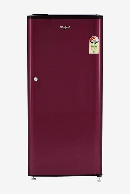 Whirlpool WDE 205 3S CLS PLUS 190 L 3 Star Direct Cool Single Door Refrigerator  Wine Alpha