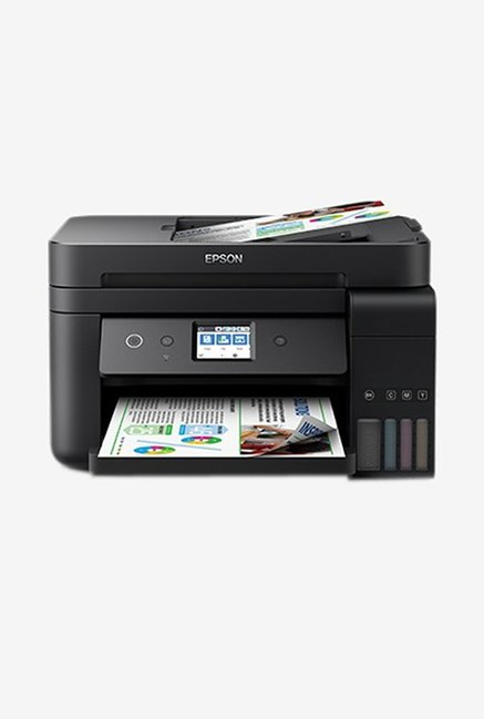 Epson L6190 Inkjet Printer  Black