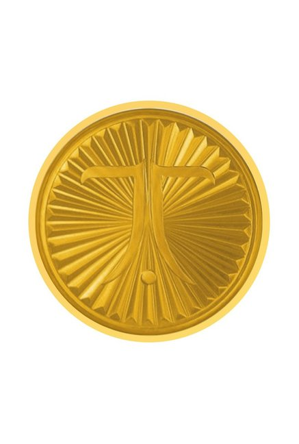Tanishq 22k  916  10g Gold Coin