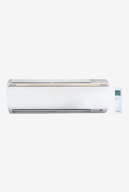 16dff009f7f Daikin 1 Ton Inverter 4 Star (BEE Rating 2018) CTKP35SRV16 Split AC (White