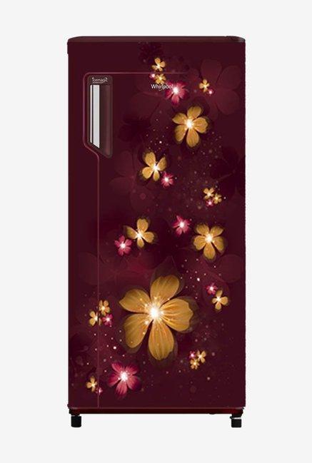 Whirlpool 205 IMPC PRM 190 L 3 Star Direct Cool Single Door Refrigerator  Wine Primrose