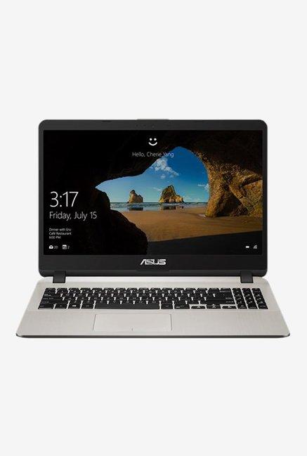 Asus VivoBook Laptop X507UA EJ274T i3 7thGen 8 GB 1TB HDD 15.6 inch Win10 INT Graphics Gold