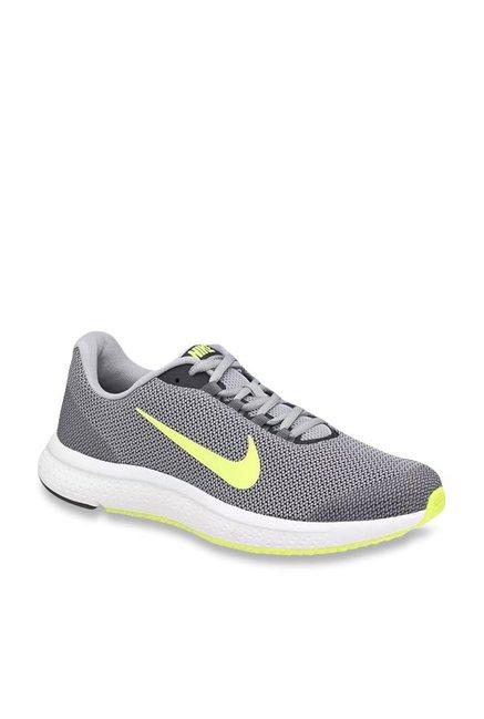 best website 3b5d4 82485 Buy Nike Runallday Grey Running Shoes for Men at Best Price   Tata CLiQ