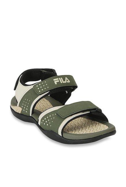 Men For At Floater Best Cliq Olive Sandals Buy Fila Rufino PriceTata jL34AR5q